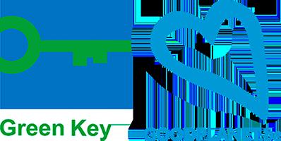 green key en good planet logo